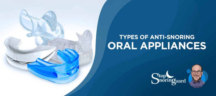 oral appliances for snoring