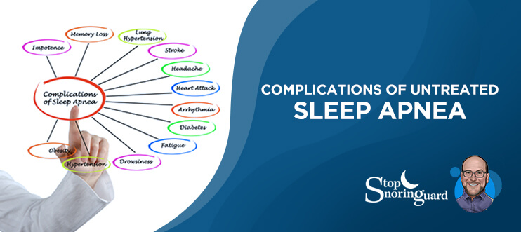 complications sleep apnea