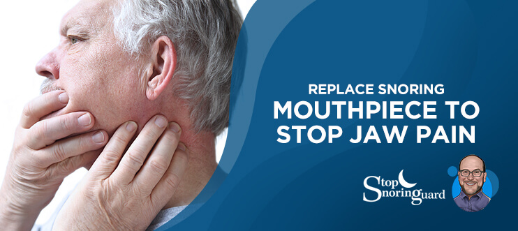Snoring Mouthpiece For Jaw Pain