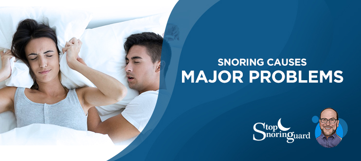 snoring problems and solutions