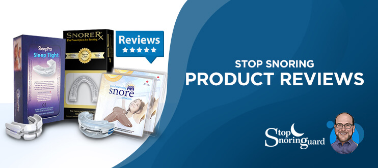 product reviews for stop snoring devices
