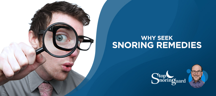 snoring remedies that actually work