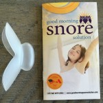 good morning snore solution setup guide