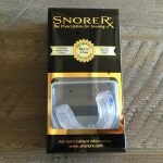 snore rx packaging