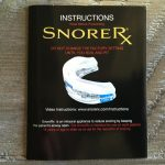 instructions for snorerx anti snoring solution
