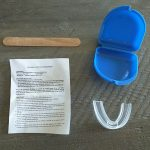 snoedoc contents for stop snoring mouthpiece