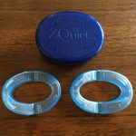 case of zquiet anti snoring mouthguard