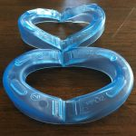 two mouthguards for snoring
