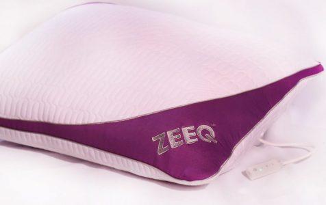 zeeq pillow best to stop snoring
