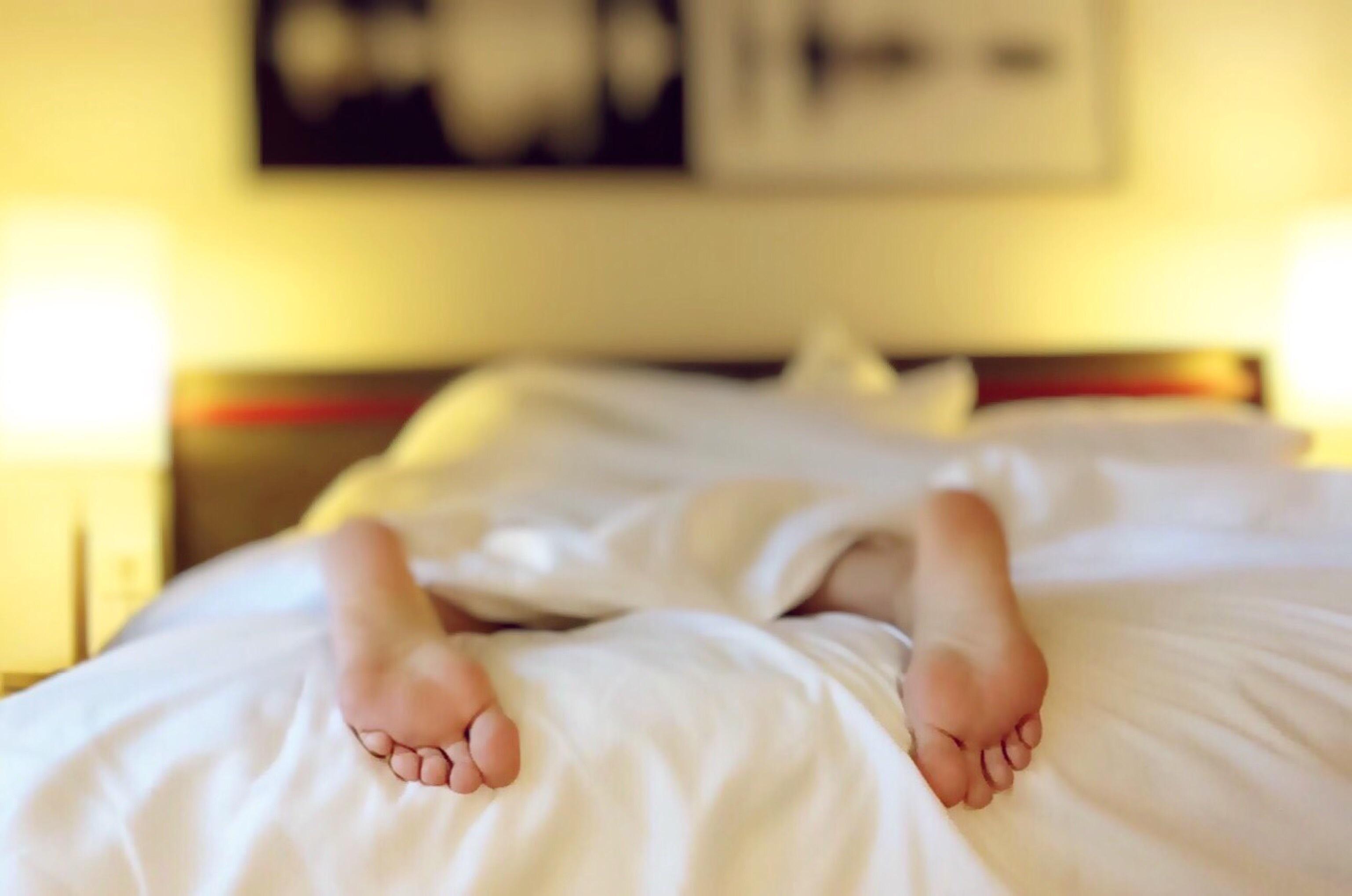 Having a sleep apnea